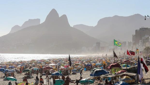 Rio de Janeiro, verão, praia, turismo, viagem, sol, mar (Foto: Getty Images)