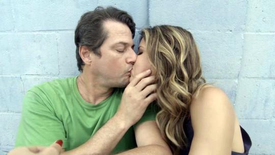 Casal Malapia faz juras de amor e planos para o futuro