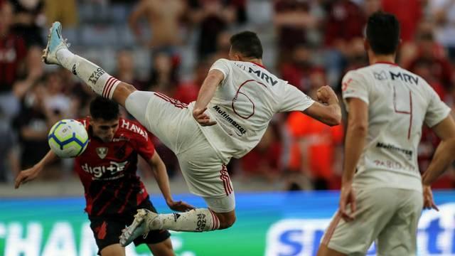 Athletico Léo Cittadini Flamengo Renê