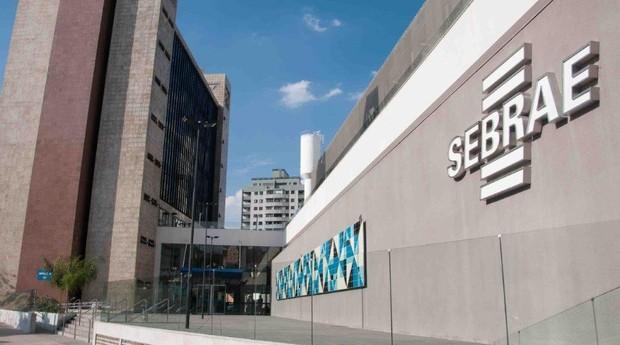 Sede do Sebrae Minas em Belo Horizonte (Foto: Paulo Márcio/ Agência Sebrae )
