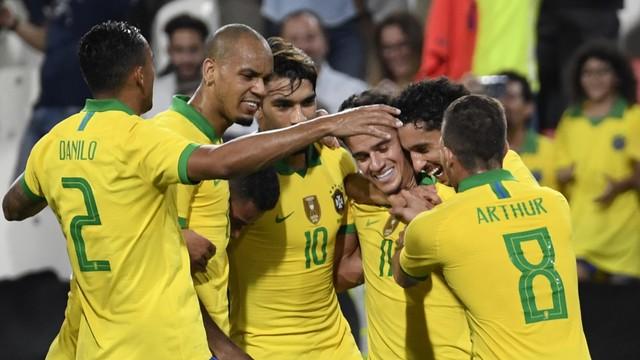 Coutinho Brasil Coreia do Sul