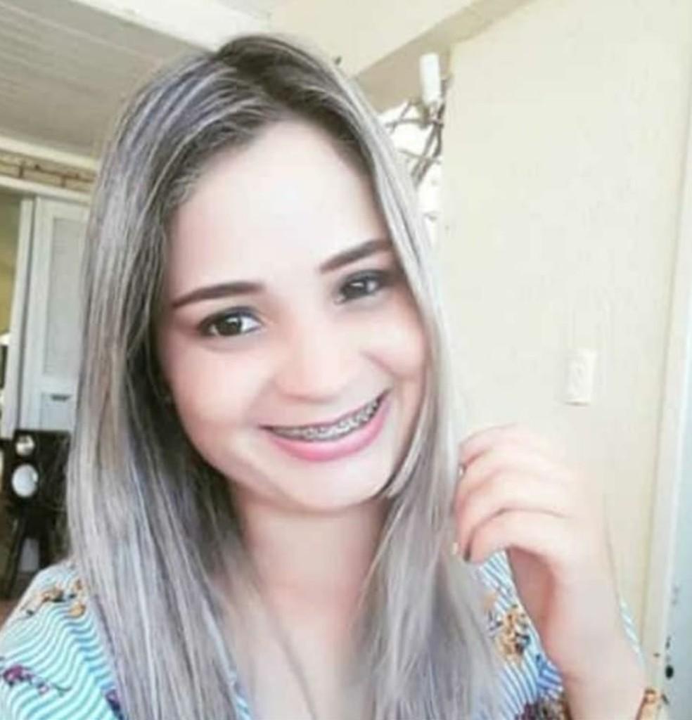 Josierica da Rocha Alves tinha 23 anos — Foto: Arquivo pessoal