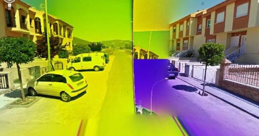 Artista italiano transforma erros do Google Street View em exposição