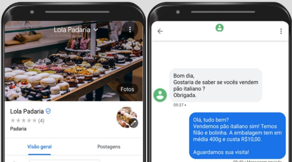 Google lançou nova versão do Google Meu Negócio nesta quarta-feira (14/11) (Foto: Divulgação)