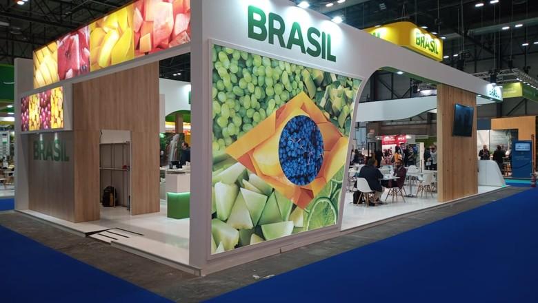 feiras-fruit-attraction-brasil (Foto: Roberto Barcelos/Abrafrutas)