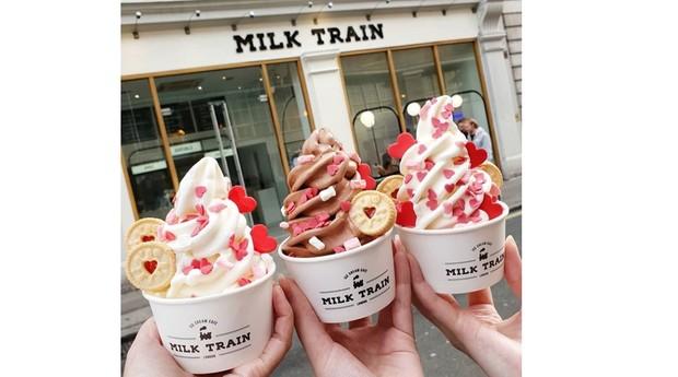 milk train (Foto: Reprodução/Instagram)