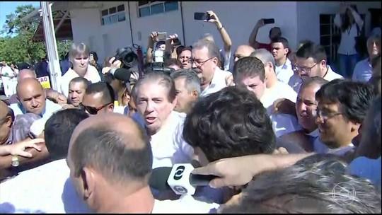 João de Deus segue em Goiás à espera de decisão sobre pedido de prisão