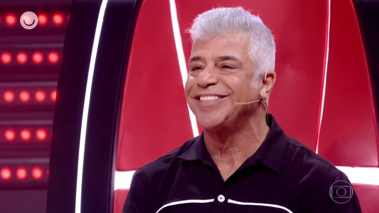 Relembre as melhores reações de Lulu Santos no 'The Voice Brasil'
