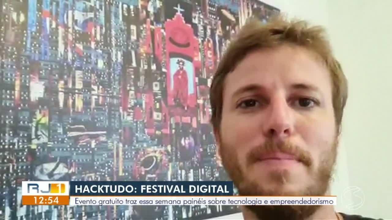 Festival de tecnologia e inovação Hacktudo será virtual, de graça e com batalhas de robôs