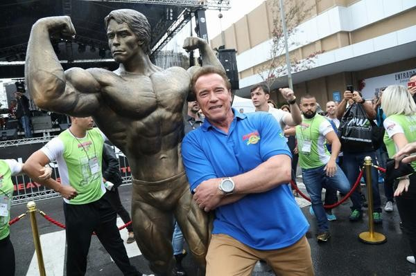 Arnold Schwarzenegger (Foto: Rodrigo Dod/Savaget)