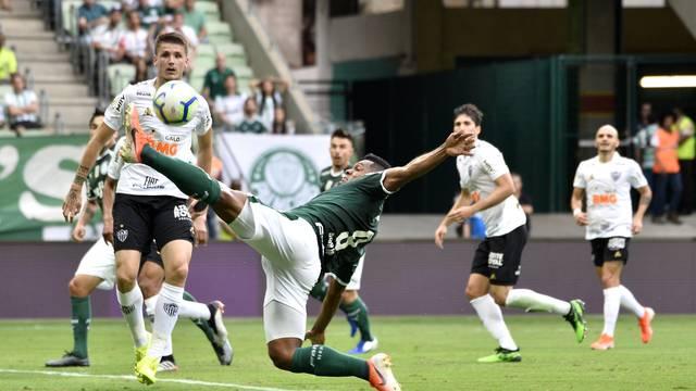 Borja em Palmeiras x Atletico-MG