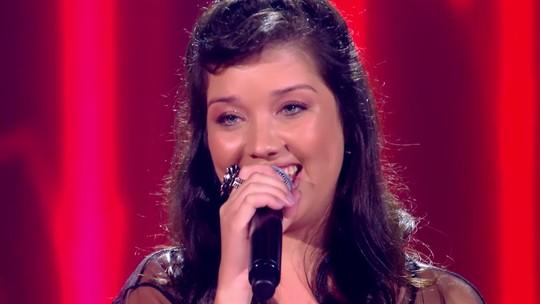 Confira como foi a estreia de Géssica Lima no 'The Voice Brasil'