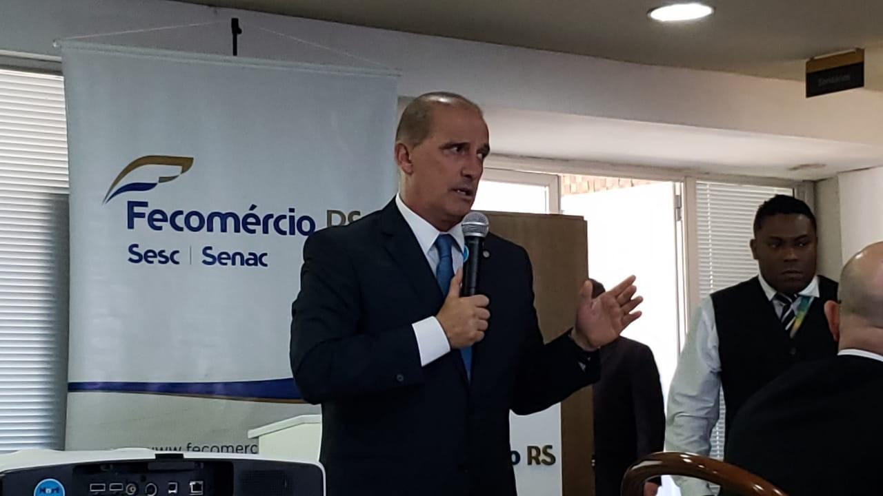 Onyx diz que ainda não há decisão sobre a permanência de Bezerra como líder do governo no Senado - Notícias - Plantão Diário