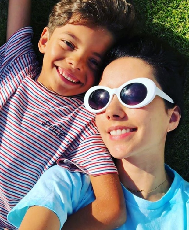 Benjamin e Mariana Vaz (Foto: Reprodução/Instagram)