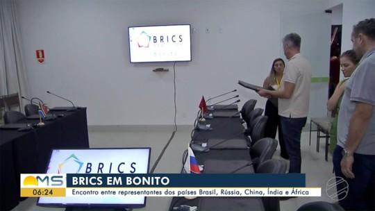 MS recebe encontro entre representantes do Brasil, Rússia, China, Índia e África do Sul
