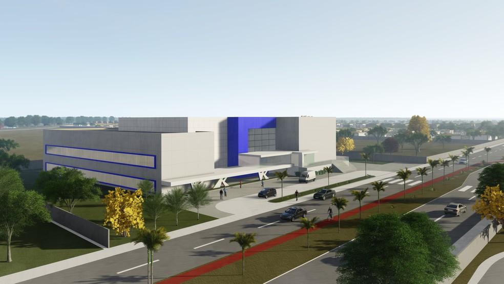 Principal novidade para o complexo Quintas do Lago e condomínios vizinhos é a construção de escola (Foto: Grupo Cem/Divulgação)