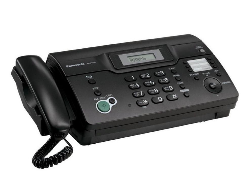 Secretária eletrônica era muito popular em escritórios e partições públicas. — Foto:  (Foto: Divulgação/ Panasonic)
