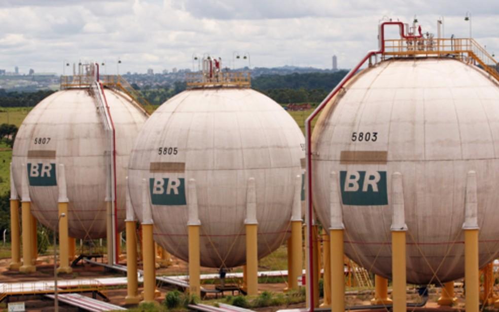 Chegada do Polo Petroquímico da Petrobras é apontada como boom econômico — Foto: Petrobras/Divulgação