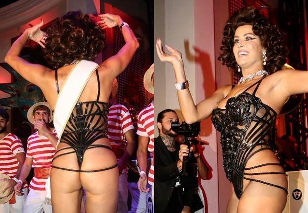Deborah Secco (Foto: Manuela Scarpa/Brazil News)