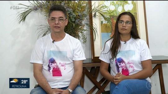 Pais de Beatriz vão solicitar ao MP acesso total ao inquérito sobre o assassinato da menina; caso completa três anos
