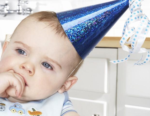 Fazer ou não a festa de 1 ano é um dilema de muitas mães (Foto: Thinkstock)