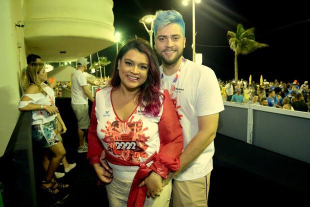 Preta Gil e Rodrigo Godoy (Foto: Leo Marinho/Divulgação)