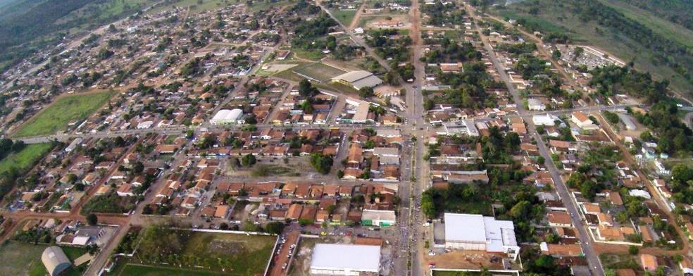 -  Rosário Oeste  MT  fica a 133 km de Cuiabá  Foto: Prefeitura de Rosário Oeste  MT