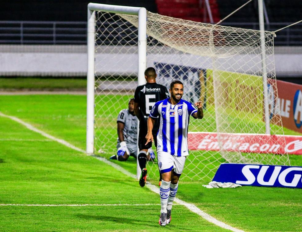 Eliminação na Copa do Nordeste foi dura para o Galo, que chegou a flertar com a classificação — Foto: Ailton Cruz/Gazeta de Alagoas