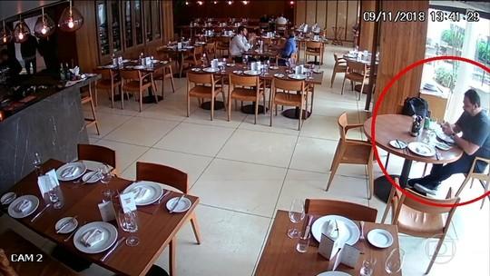 VÍDEO: delator se encontra com suspeito de corrupção na Receita
