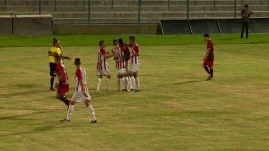 Flamengo-PI x 4 de Julho - Campeonato Piauiense 2019 - globoesporte.com