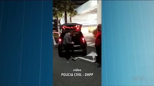 Dono de posto de combustíveis acusado de mandar matar empresário que fiscalizava fraudes é preso em shopping; VÍDEO