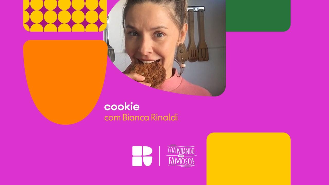 Bianca Rinaldi ensina a fazer Cookie