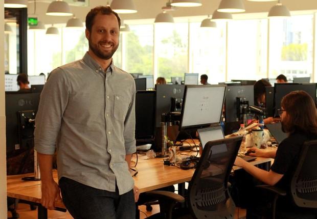 Gabriel Braga, cofundador e CEO da startup QuintoAndar (Foto: Divulgação/QuintoAndar)