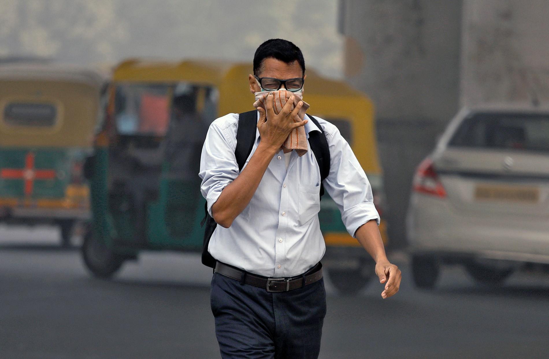 Como a poluição do ar pode afetar gravemente nossa saúde mental