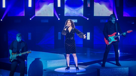 Time Lulu traz Lúcia Muniz em busca do título de campeã do 'The Voice'