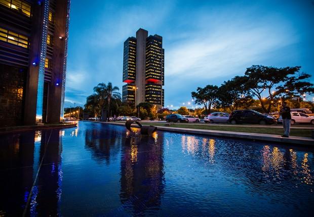 Edifício sede do Banco Central do Brasil  (Foto: Beto Nociti/BCB)