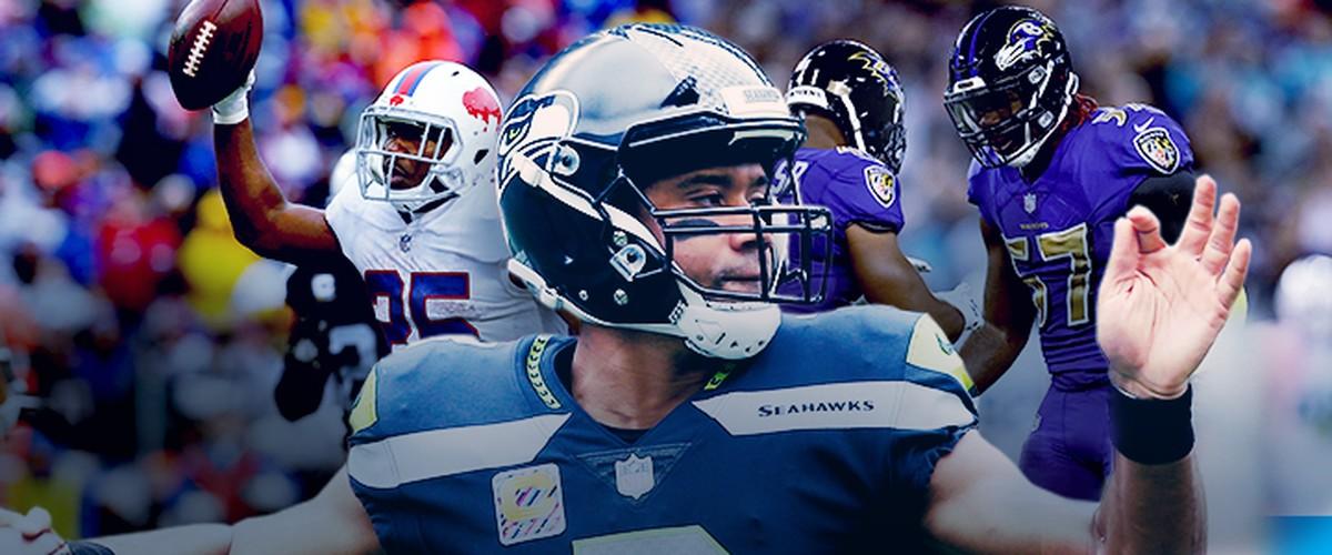 0e569214e2 Destaques da  Semana8 da NFL  após jogão