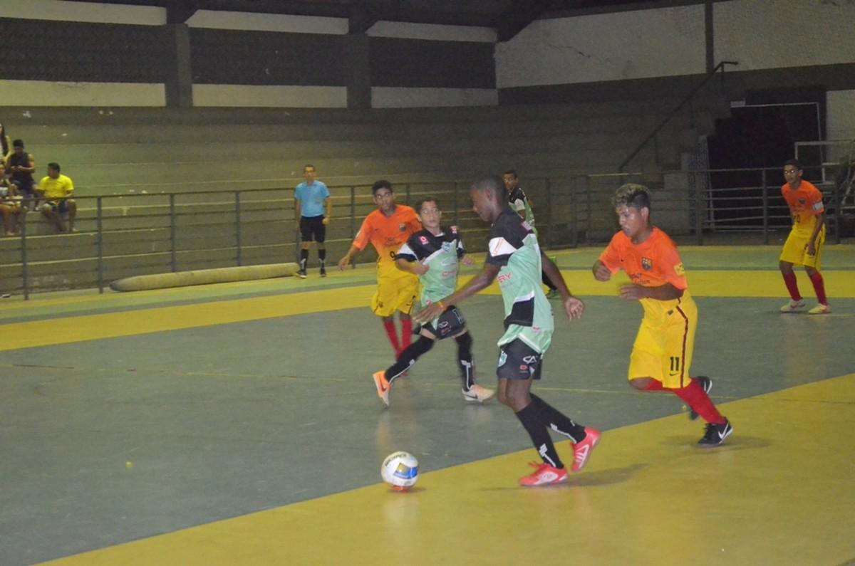 e251995f0f Federação divulga tabela do Roraimense de Futsal Sub-14