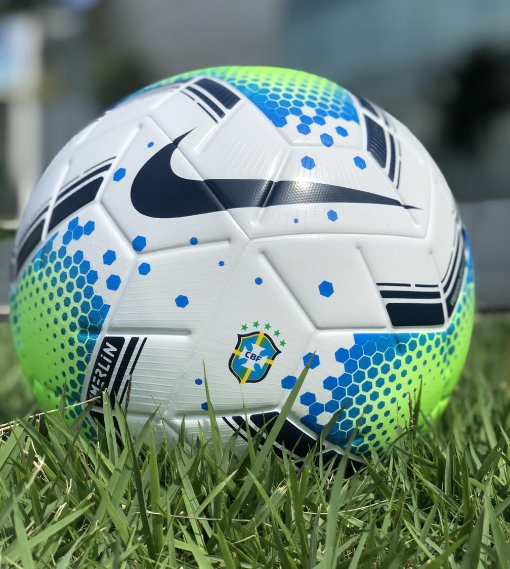Bola da temporada 2020 - Merlin — Foto: Fernando Torres / CBF