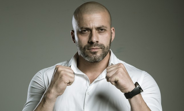 O deputado bolsonarista Daniel Silveira