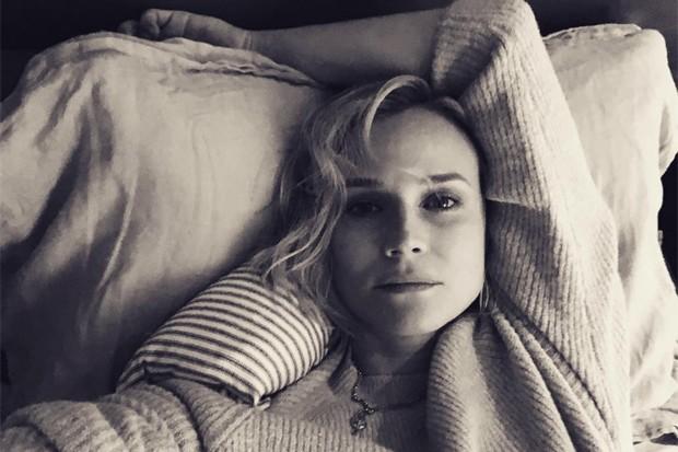 Diane Kruger (Foto: Reprodução / Instagram)