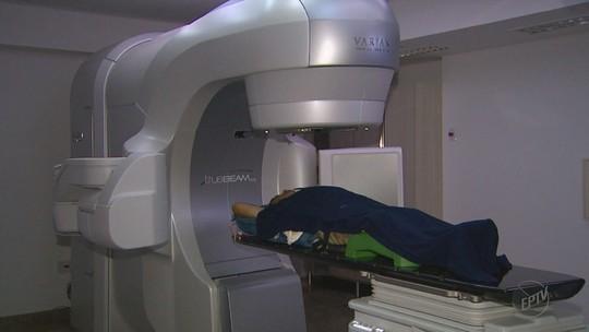 Com tomografia em tempo real, tecnologia reduz efeitos colaterais da radioterapia no interior de SP