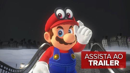 'Super Mario Odyssey' é lançado para Nintendo Switch; leia críticas internacionais