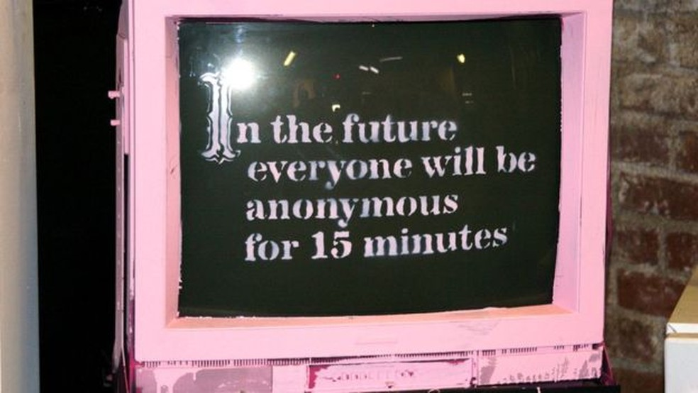 Is it really possible to be anonymous in the age of the internet? - Photo: BBC