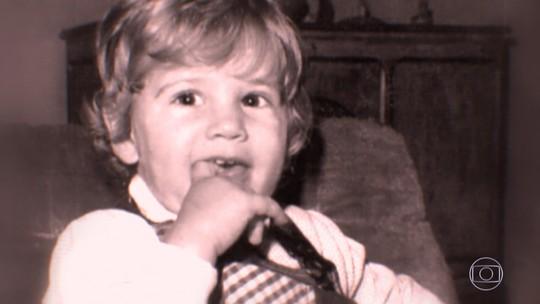 Reynaldo Gianecchini abre álbum de fotos da família; veja imagens!