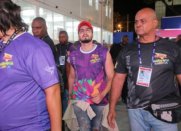 Luan Santana (Foto: Daniel Pinheiro/AgNews )