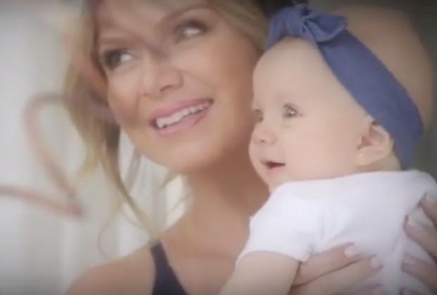 Eliana posta vídeo fofo com os filhos, Arthur e Manuela (Foto: Reprodução/Instagram)
