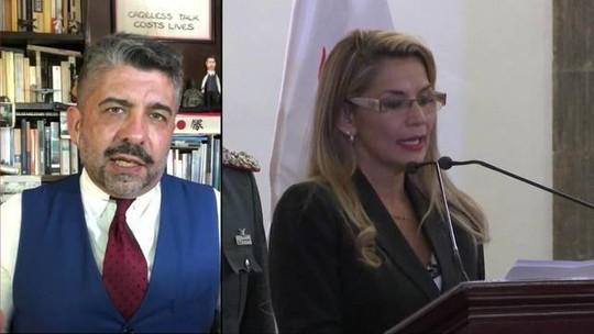 Governo interino diz que negocia com partido de Evo Morales