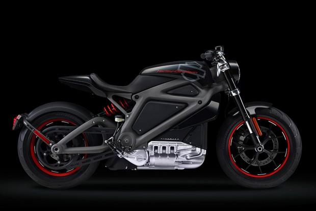 Harley-Davidson lança Projeto LiveWire (Foto: Divulgação)