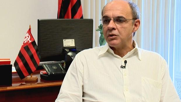 Presidente revela planos e afirma: Flamengo vai ser campeão de tudo